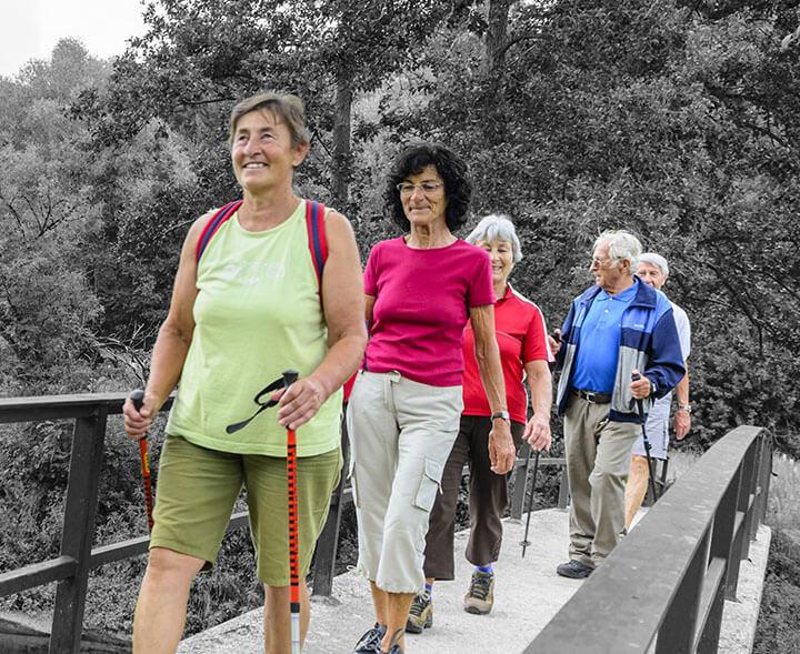 Elderly Epilepsy Patients Walking